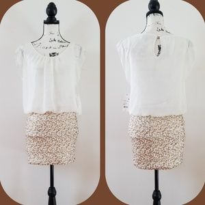 NWT *Love Reign by As U Wish mini dress